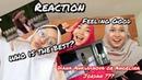 Hot Content Reaction Cover Feeling Good Choose Diana Ankudinova or Angelina Jordan?