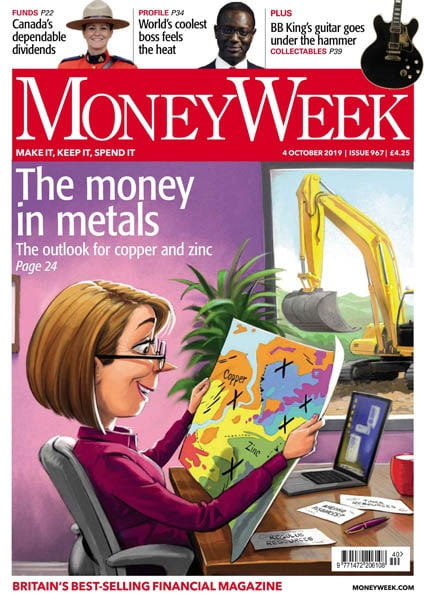 MoneyWeek 4.10.2019