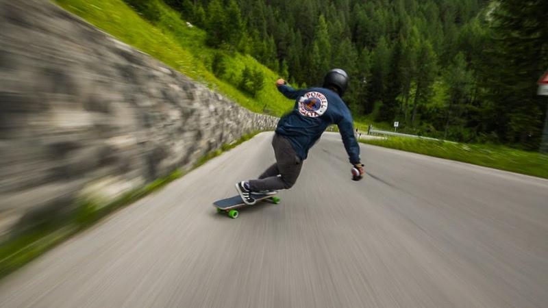 Raw Run Italian Dolomites