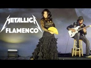 Nothing Else Matters (Metallica) - Flamenco Guitar & Dance Ben Woods & Arleen Hurtado - Nylocaster