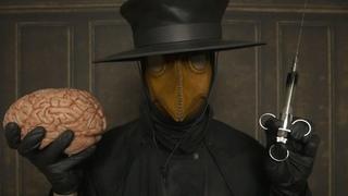 The Plague Doctor's Cure | ASMR