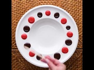 Интересные способы украшения блюд