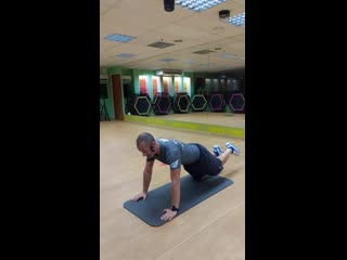 Anabolic training. Потапенко Юрий