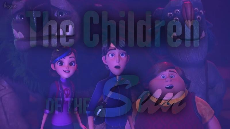 Children of the Sun Trollhunters
