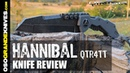Quartermaster Hannibal QTR-4TT Texas Tea Knife Review | OsoGrandeKnives