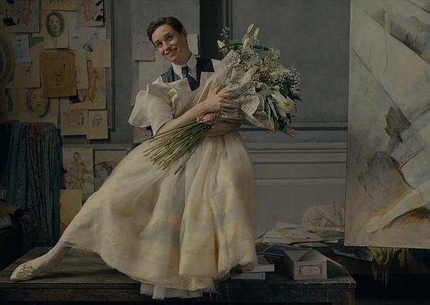 Лили Эльбе / Эдди Редмэйн «Девушка из Дании» (2015)