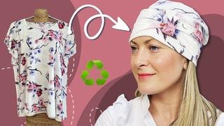Beanie Hat Easy DIY / How to Make a Beanie Hat Tutorial / Sew a Beanie Hat