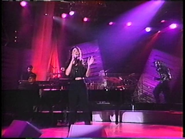 Mariah Carey Dreamlover Arsenio Hall Show 1993