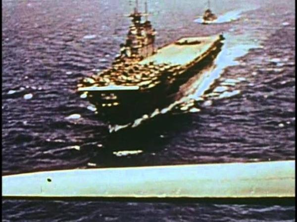 Великие морские и воздушные сражения Секреты Второй мировой войны BBC 3 серия