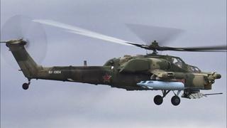 Вертолеты Ми-28Н в Кубинке / Вертолеты России / Combat attack helicopter MIL Mi-28N /