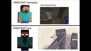 minecraft lore (original)