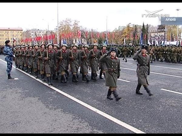 В Самаре в ежегодном Параде Памяти примут участие 35 тысяч человек