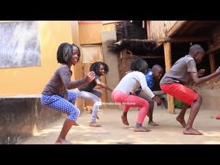 Masaka Kids Africana Dancing Jerusalema By Master KG Feat Nomcebo  Burna Boy