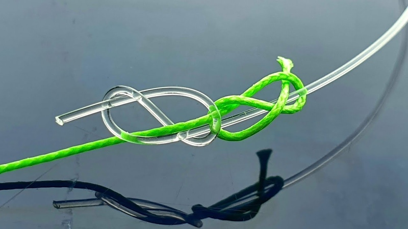 Best 5 Fishing Knots For Braid To Leader Line Mono Fluoro