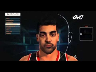NBA 2K15 - How To Face Scan Yourself Into The Game | PS4 & XB1