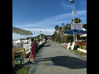 Side Antalya Turkey on Instagram_ _An itibariyle Side beach ⛱️ _side___CGkNbGOHYoo(MP4).mp4