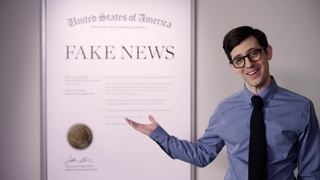We trademarked Fake News to stop President Trump from misusing it | FakeNewsTM