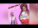 My little Sofia ❤️ kinder surprise XXL. София и огромное Киндер яйцо играем и танцуем🥰
