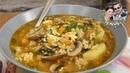 Как приготовить вкусный ГРИБНОЙ СУП, в одной кастрюле. Простой рецепт от Кухня в Кайф.