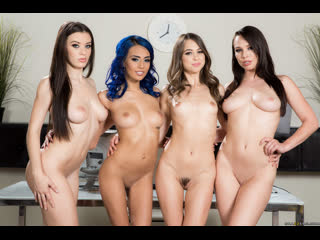 Janice Griffith, Riley Reid, Aidra Fox, Lana Rhoades