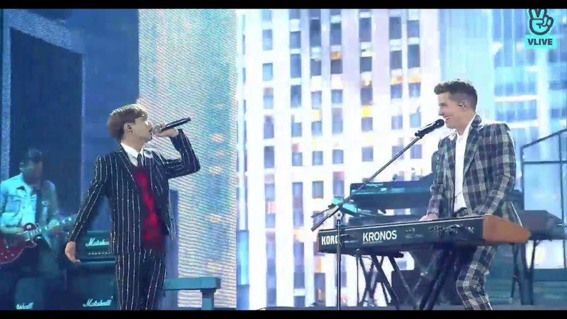 Jungkook Charlie Puth 'WE DON'T TALK ANYMORE' Live MBCPLUS X genie music AWARDS
