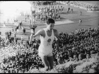 Открытие Олимпиады в Токио (1964 год)