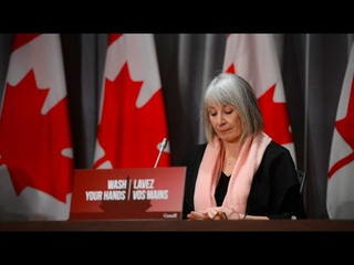 May 18th- Canada Has Sold Our Bodies To The World Economic Forum-Biggest Cover Up Known To Man