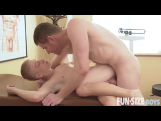 Dad And Son Medical Bareback Fetish