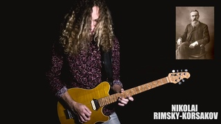 10 Great Russian Composers [Rock Medley by Andre Antunes] [Electric Guitar]