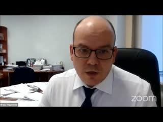 Руководитель правового департамента правительства Архангельской области Игорь Андреечев и перспективах по снятию ограничений