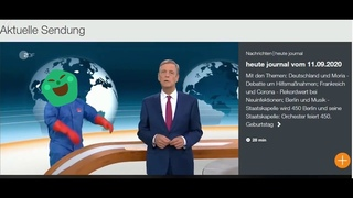 Fernsehpreis verdächtig+++ Das Maskenmann*In +++ Besuch bei Kleber &Spahn +++ BIS DER LETZTE ERWACHT