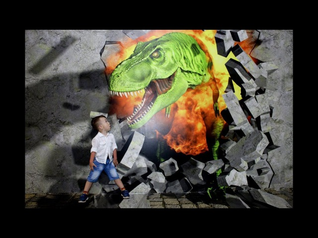 Мир Юрского Периода Динозавры Приключения Индоминус Рекс Тираннозавр Рэкс