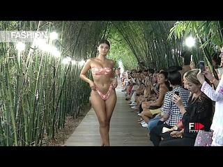 STONE FOX Swimwear Spring 2019 Miami - Fashion Channel
