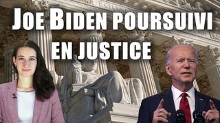 Du mouvement : CNN et Joe Biden poursuivis en justice