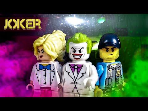 Lego Joker Stop Motion