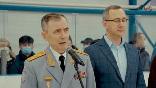 В Кирове прошел хоккейный турнир имени генерала Исакова
