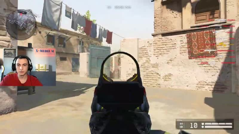 X Medium ЭТО САМАЯ МЕРЗКАЯ ИМБА Новый пистолет ЖНЕЦ на ПТС Warface