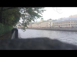 Сельский блюз в Летнем Саду Санкт-Петербурга