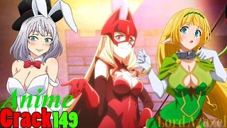 Аниме Приколы #149   Anime Crack #149    Смешные моменты из аниме