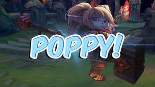 Instalok - Poppy (PSY - DADDY(feat. CL of 2NE1) PARODY) ft. MimiLegend