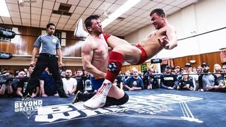 [#My1] Discovery Gauntlet: Daniel Garcia v. Tony Deppen   Beyond Wrestling (GCW, Game Changer)