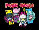 MONSTER HIGH MINIS MANIA REVIEW POWER GHOULS LIMITED BOX MINIS/2017