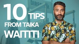 10 Screenwriting Tips from Taika Waititi - Interview with screewriter and director of Jojo Rabbit