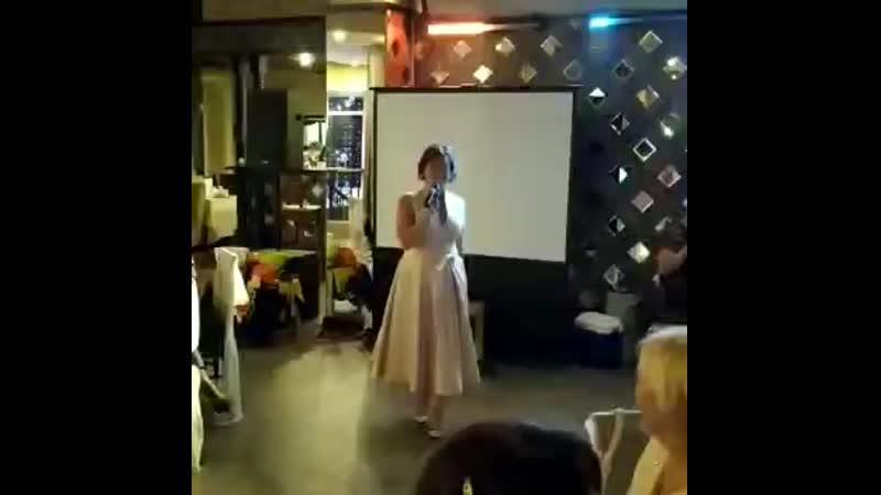 песня для молодых на свадьбе Жидко Жени и Марины 21.10.19