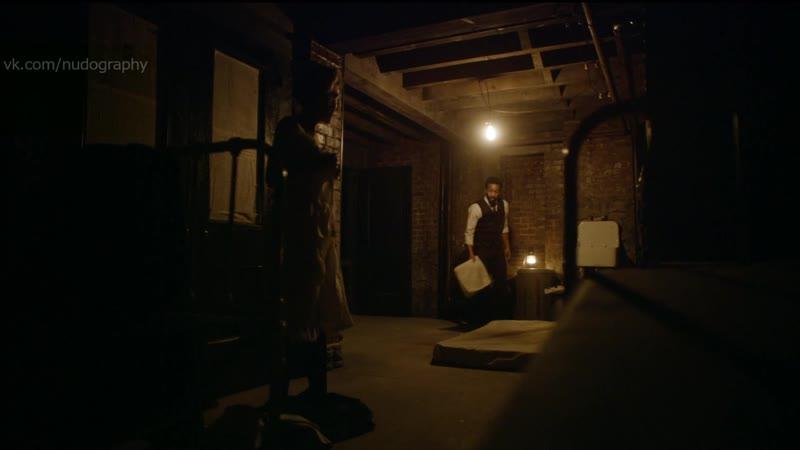 Джульет Райлэнс (Juliet Rylance) голая в сериале Больница Никербокер (The Knick, 2014) - Сезон 1 / Серия 9 (s01e09) 1080i