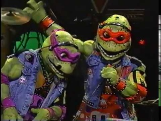 Teenage Mutant Ninja Turtles - Coming Out of Their Shells Tour (60fps)