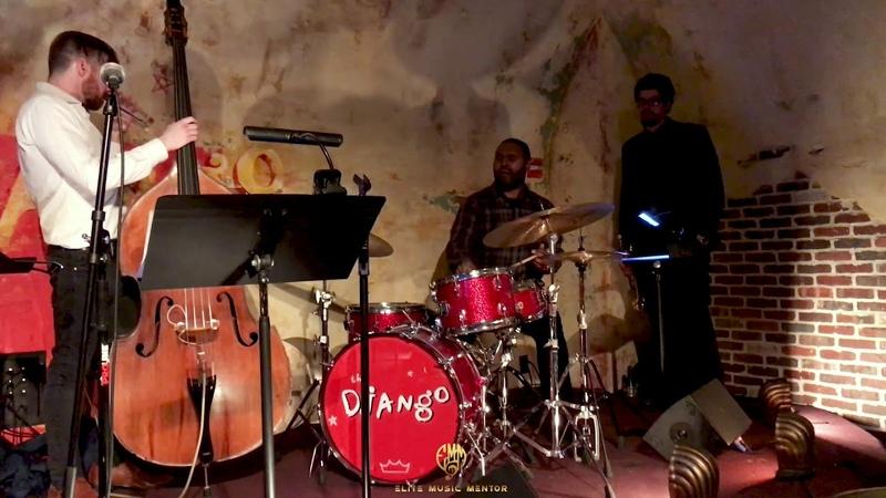 Claffy Django Jam Plays Cedar Walton
