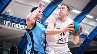 Kalev vs. Zenit Condensed Game January, 18 | Season 2020/21