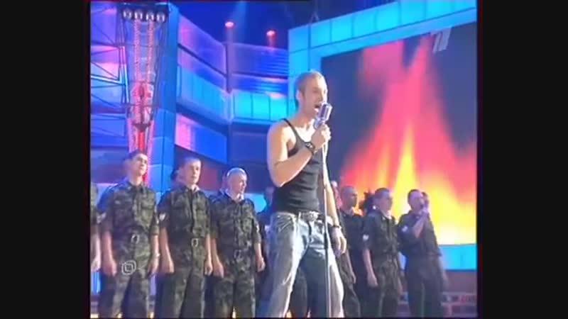 Алексей Хворостян - Я служу России (финал фабрики)
