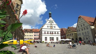 Rothenburg Ob Der Tauber Germany 4K 🇩🇪